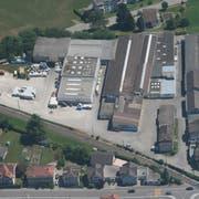 Der Firmensitz der Gremolith AG befindet sich an der Industriestrasse in Bazenheid. (Bild: PD)
