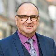 Schulpräsident Andreas Wirt. (Bild Donato Caspari)