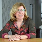 Renata Franciello, Präsidentin der Primarschulgemeinde Regio Märwil. (Bild: Mario Testa)