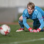 FCL-Nachwuchstorhüter Simon Enzler. (Bild: PD)