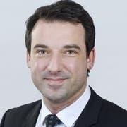 Remo Daguati ist Unternehmer und sitzt für die FDP im Stadtparlament. (Bild: PD)