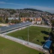 Das Stadion Kleinfeld hat mehr gekostet als ursprünglich budgetiert. (Bild: Pius Amrein, 26. September 2018)