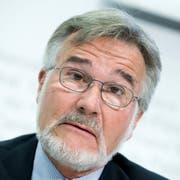 Daniel Zuberbühler, ehemaliger Direktor der Eidgenössischen Bankenkommission. (Peter Schneider/Keystone)