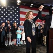 Er ist der erste homosexuelle Gouverneur: Jared Polis. (Bild: AP/Jerilee Bennett, Denver, 6. November 2018)