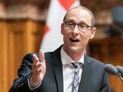 Martin Candinas ist Bündner Nationalrat der CVP. Bild: Alessandro della Valle/Keystone