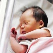 302 ausländische Babys kamen im vergangenen Jahr in der Stadt St.Gallen zur Welt. (Bild: Getty)