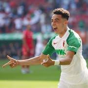 Gelungener Start in der Bundesliga für Ruben Vargas (Bild: Freshfocus).
