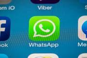 Der Gossauer Schulrat lässt prüfen, ob Whatsapp für die Kommunikation zwischen Schule, Schülern und Eltern tauglich ist. (Bild: Urs Bucher - 20. Februar 2014)