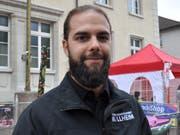 Jonathan Trüeb, Jugendarbeiter in Müllheim (Bild:PD)