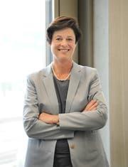 Barbara Frei (FDP) präsidiert 2019 das St.Galler Stadtparlament. (Bild: Olivia Hug (18. Oktober 2016))