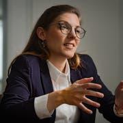 «Politikerinnen sind Vorbild für andere Frauen»: Franziska Ryser. (Bild: Benjamin Manser)
