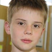 Leon Dübendorfer (10), Ermatingen. (Bild: Christof Lampart)