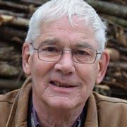 Ruedi Steurer, Präsident Stiftung Naturschutzverein Flawil und Umgebung.