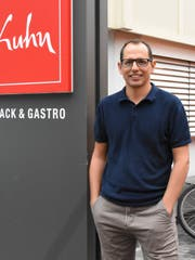 Richard Kuhn, Geschäftsleiter Kuhn Back & Gastro AG. (Bild: Urs M. Hemm)