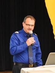 Jürg ZinggKommandant Kantonspolizei Thurgau