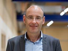 Fabrikationschef Roman Emmenegger. (Bild: Corinne Glanzmann, Buochs, 1. Oktober 2019)