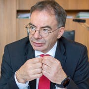 HSG-Rektor Thomas Bieger. (Bild: Urs Bucher)