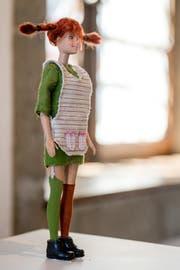 Martin Gut vereint Gegensätzliches in einer Person: die konforme Barbie mit der rebellischen Pippi. Bild: Philipp Schmidli (Luzern, 31. Mai 2019)