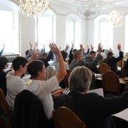 Ob der Obwaldner Kantonsrat am 24. Januar trotz Referendum das Budget genehmigen würde, steht noch in den Sternen. (Symbolbild: Markus von Rotz (Sarnen, 29. Juni 2018))