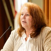 Sonja Wiesmann, Fraktionspräsidentin SP. (Bild: Donato Caspari)