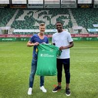 Ein Wiler Offensivspieler für den FC St.Gallen