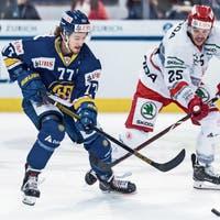 Davos-Spieler Thierry Bader: «Am Esstisch war Eishockey imme ...