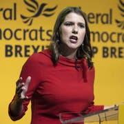 Jo Swinson, neue Vorsitzende der britischen Liberaldemokraten. (Bild: Dan Kitwood/Getty)
