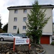 Das Untersuchungs- und Strafgefängnis in Stans. (Bild: Corinne Glanzmann (14. August 2013))