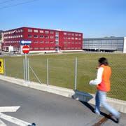 Firmengebäude von Otto's dem Littauer Boden. (Bild: Pius Amrein, 28. Februar 2009)