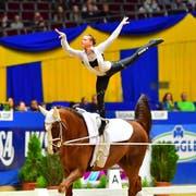 Nadja Büttiker ist die St.Galler Sportlerin des Jahres bei den Amateuren. (Bild: Daniel Kaiser)