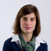 Anina Rütsche, Redaktorin Toggenburger Tagblatt.