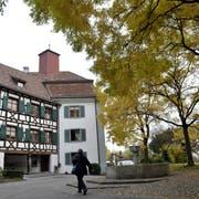 Im Sallmann'schen Haus in Kreuzlingen sind die Sozialen Dienste der Stadt untergebracht. (Bild: Urs Jaudas)