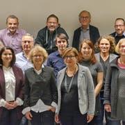 Die Kandidaten der SP für den Stadtrat und fürs Stadtparlament. (Bild: PD)