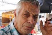 Kari Gisler (70), Heimschächentaler