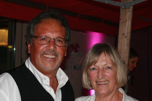 Beni und Annemarie Kugler. (Bild: Sepp Odermatt (Hergiswil, 10. November 2018))