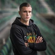 Ermedin Demirovic besitzt beim FC St.Gallen einen Leihvertrag bis Sommer 2020.(Bilder: Michel Canonica)