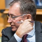 Roland Rino Büchel (SVP) will vom Nationalrat in den Ständerat wechseln. (Bild: Alessandro della Valle/KEY