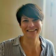 Die Schweizerin Petra Gruber wohnt in Konstanz. (Bild: Nicole D'Orazio)