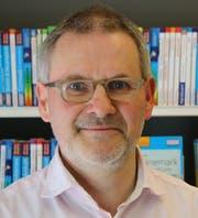 André Wigger, Präsident Fachgeschäfte Gossau