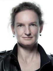Regina Grüter, Filmredaktorin der Luzerner Zeitung und ihrer Regionalausgaben, CH Media. (Bild: Dominik Wunderli)