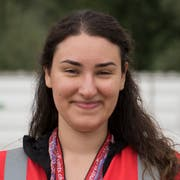 Sofia Sampethai, Senior Projektleiterin der britischen Firma TWI Ltd.