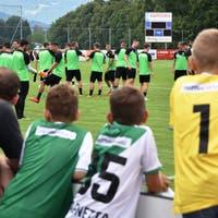 Espen nicht on Tour: Der FC St.Gallen verzichtet auf seine B ...