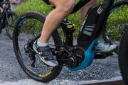 Der verunfallte Velofahrer war mit einem E-Bike unterwegs. (Archivbild: NZ)