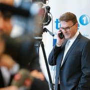 Die Luzerner Staatsanwaltschaft versucht herauszufinden, wie die Informationen zum Verfahren gegen Beat Villiger an die Medien gelangt sind. (Bild: Stefan Kaiser (Zug, 7. Oktober 2018))