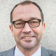 Roger Forrer, Spitex-Präsident ab 1.August. (Bild Andrea Stalder)