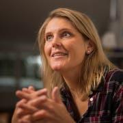 Irene Räss: «Wenn es mit meiner Wahl klappt, ist es ein Riesenerfolg und eine Megafreude.»