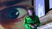 Poppea (Julie Fuchs) hat ein Auge auf Kaiser Nero geworfen.