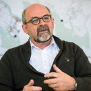 Harry Müller tritt nicht nochmals an zur Wiederwahl als Gemeindepräsident von Wagenhausen. (Bild: Reto Martin)
