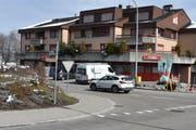 Der Denner an der Ottilienstrasse in Bütschwil schliesst Ende Monat, weil das Ladenloka nicht mehr vermietet wird. (Bild: Anina Rütsche)