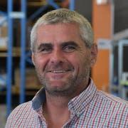 MArco Pfister, CEO Cekatec AG. (Bild: Ruben Schönenberger)